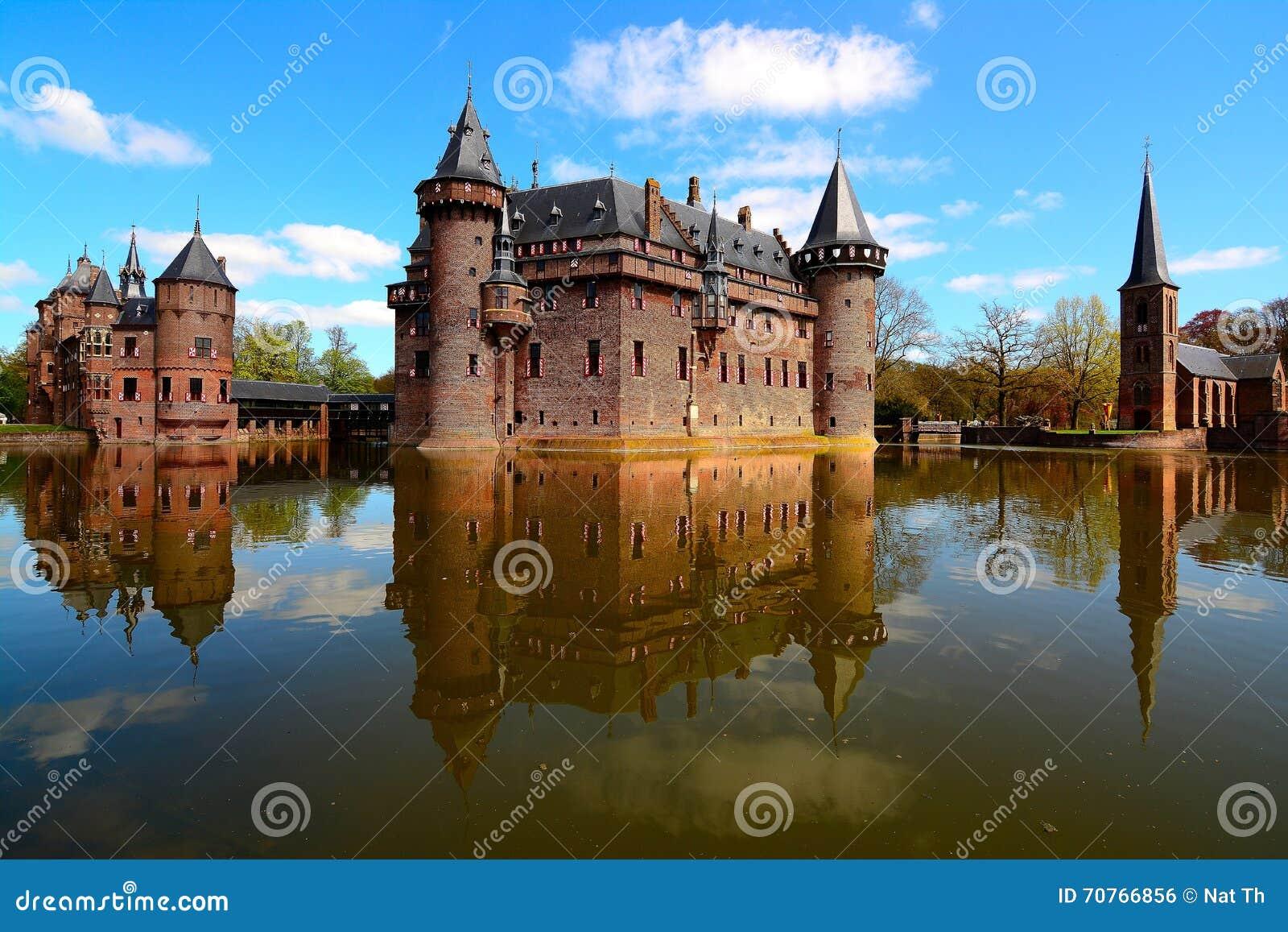 De Haar Castle, Netherlanden