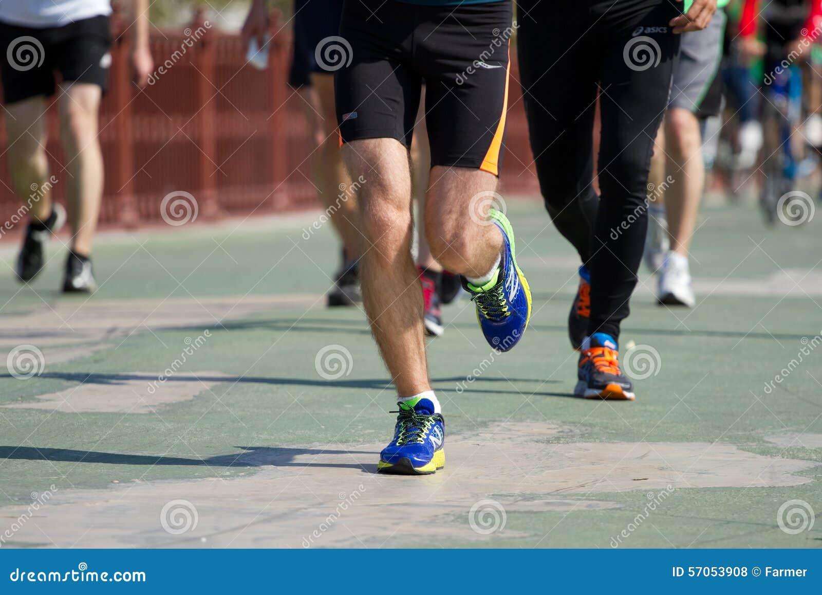 De halve marathon van Kiev