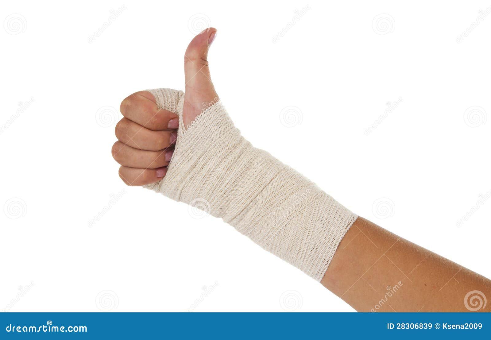 Armamento y Vestimenta: Guerreando en Calradia De-hand-bond-elastisch-verband-28306839