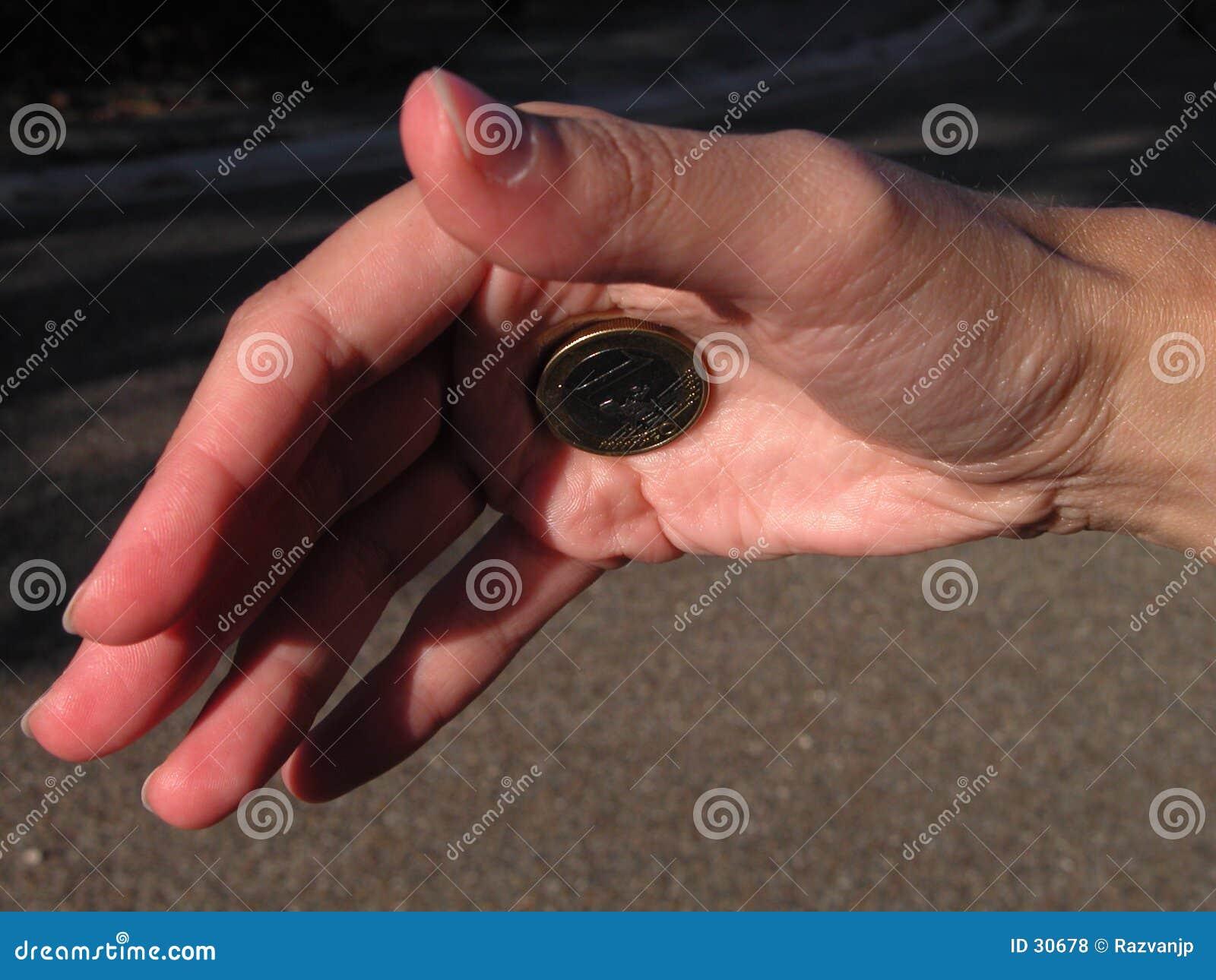 De hand van de tovenaar
