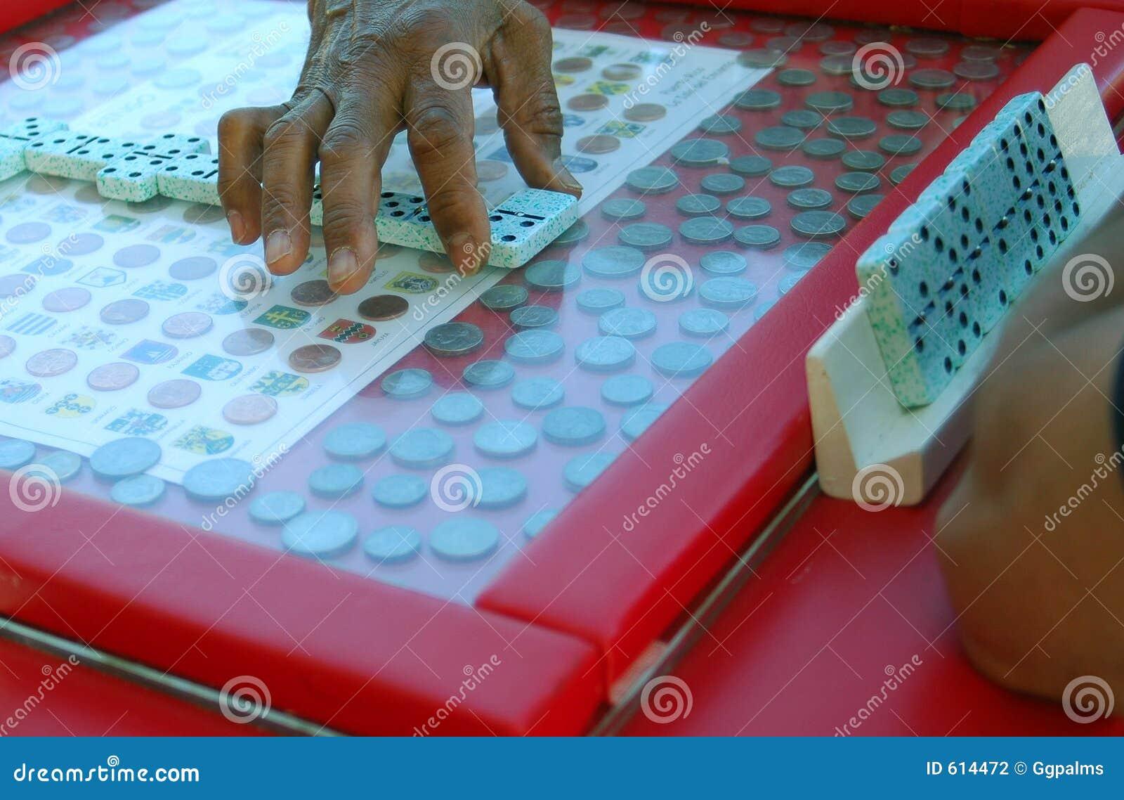 De Hand van Dominoe