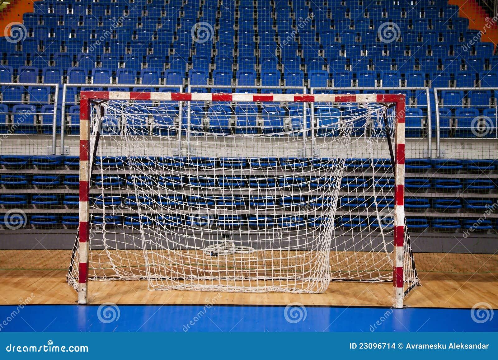 but de handball images stock image 23096714. Black Bedroom Furniture Sets. Home Design Ideas