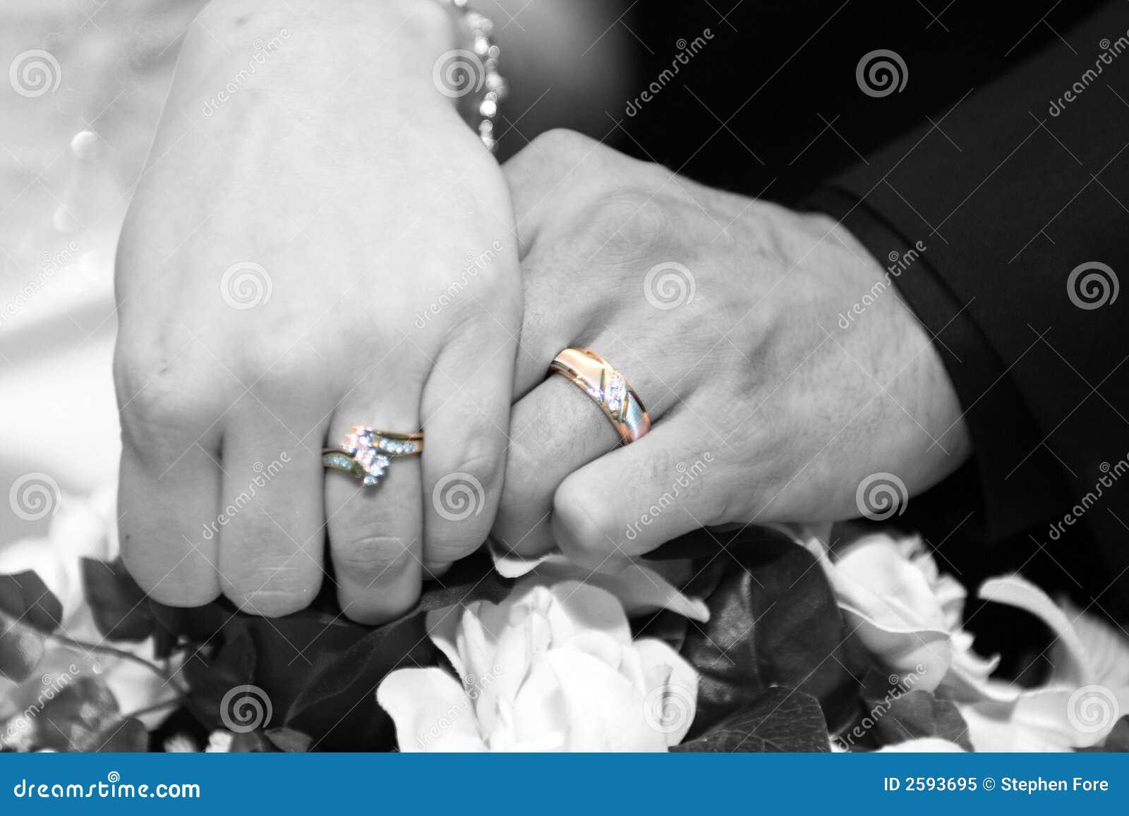 De Handen van het huwelijk