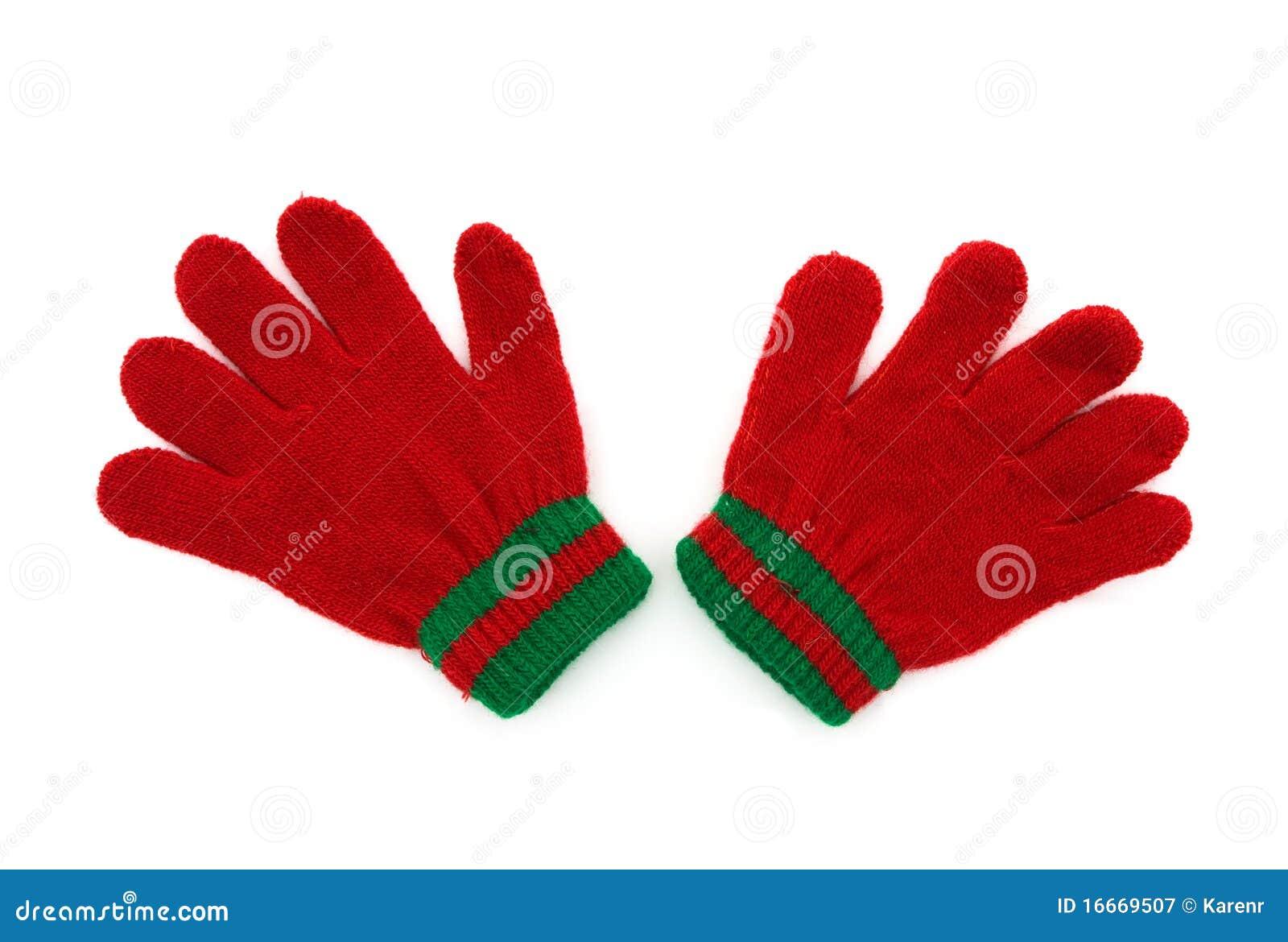 De Handschoenen van de winter