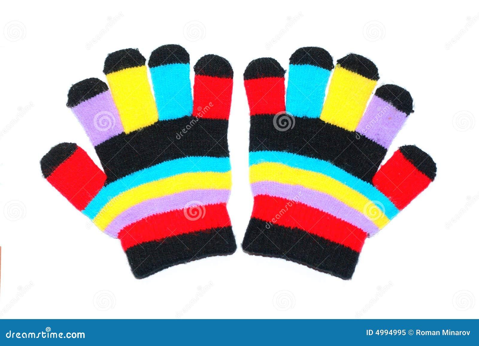 682650d3c53 De Handschoenen Van Kinderen Stock Afbeelding - Afbeelding bestaande ...