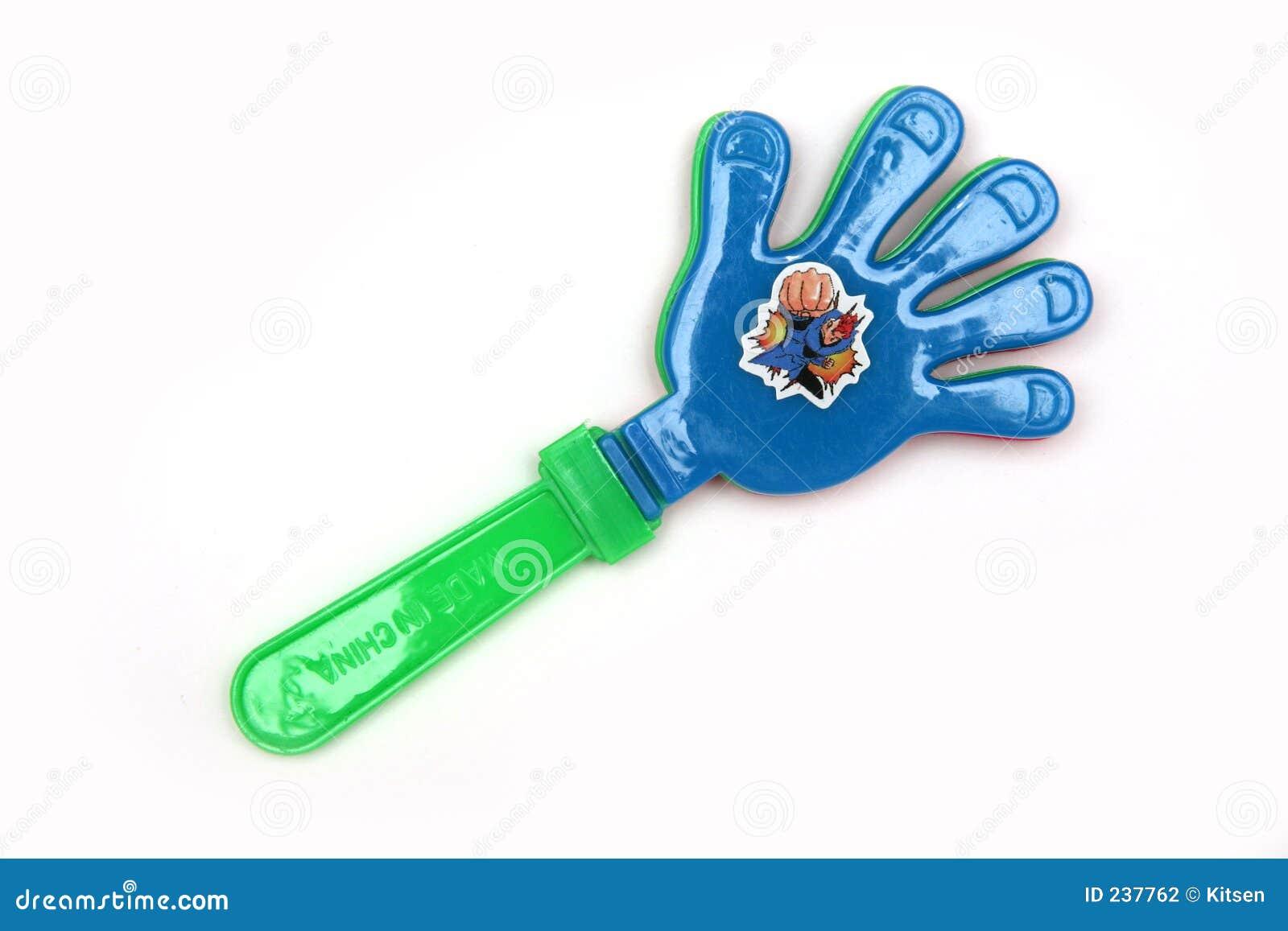 De handstuk speelgoed van het kind