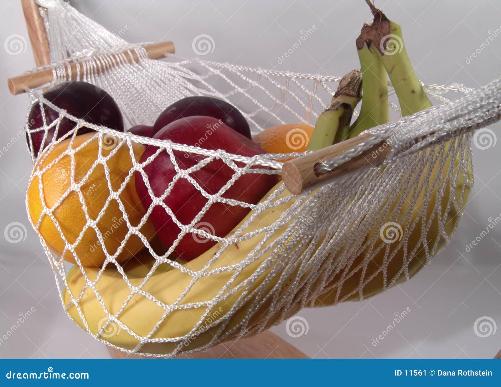 De Hangmat van het fruit