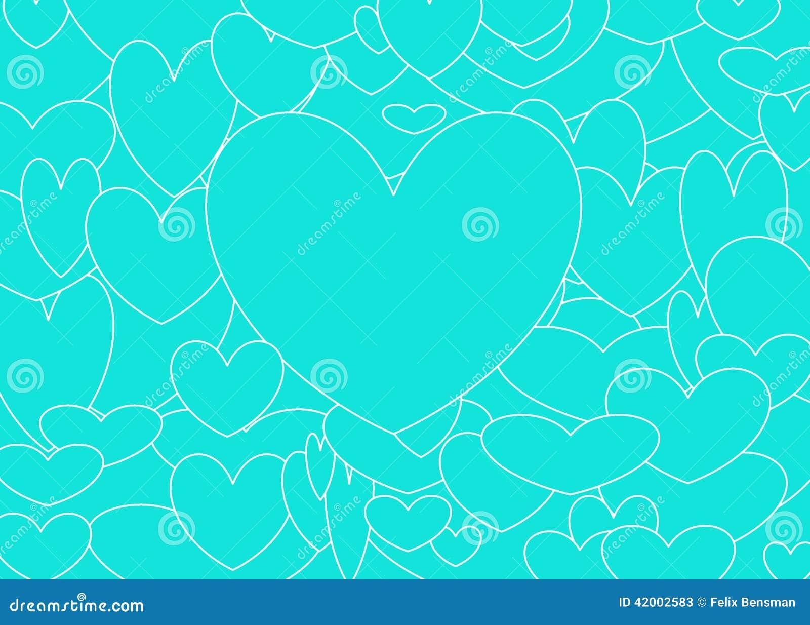 De harten van de liefde