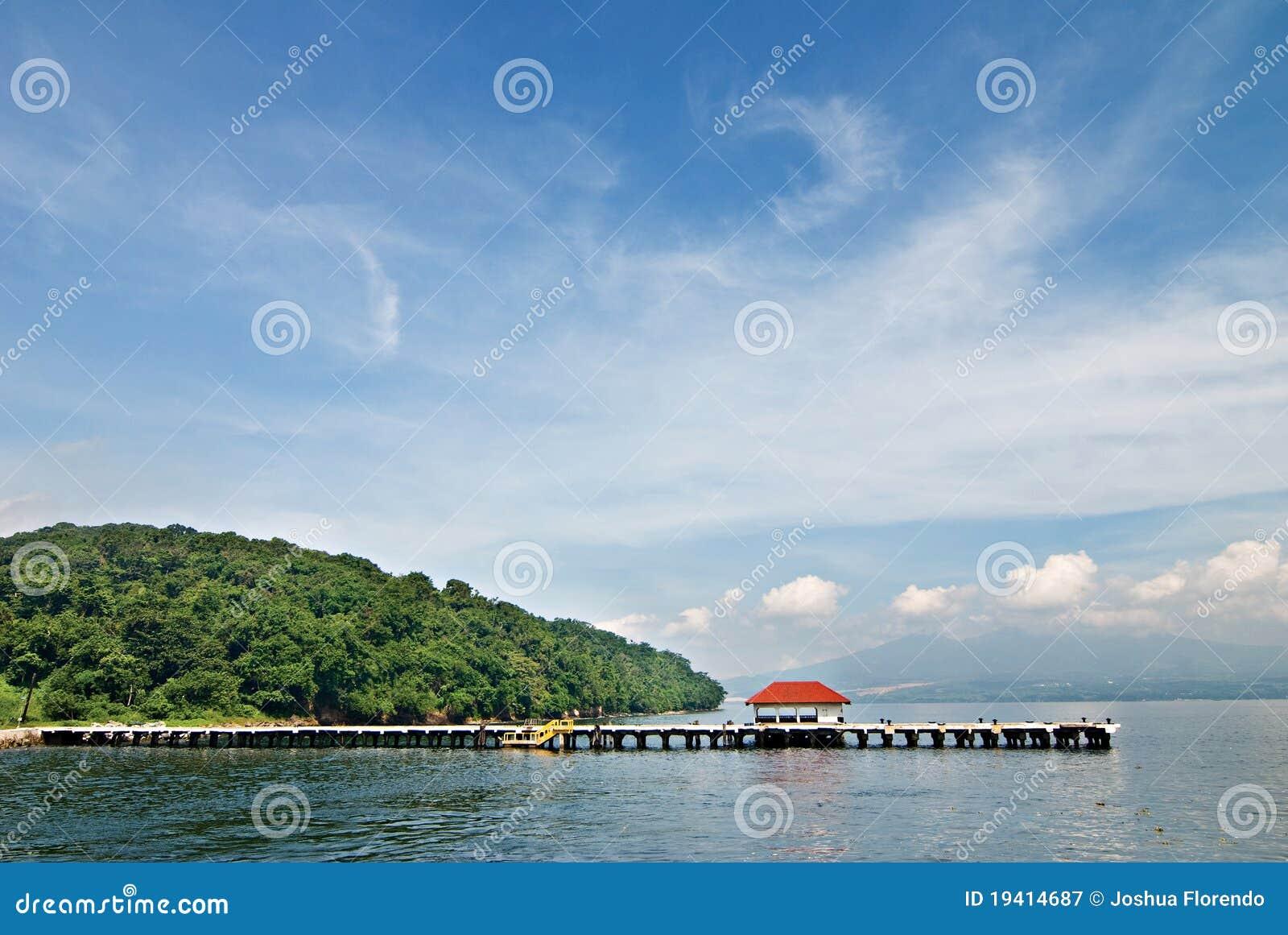 De haven van Corregidor
