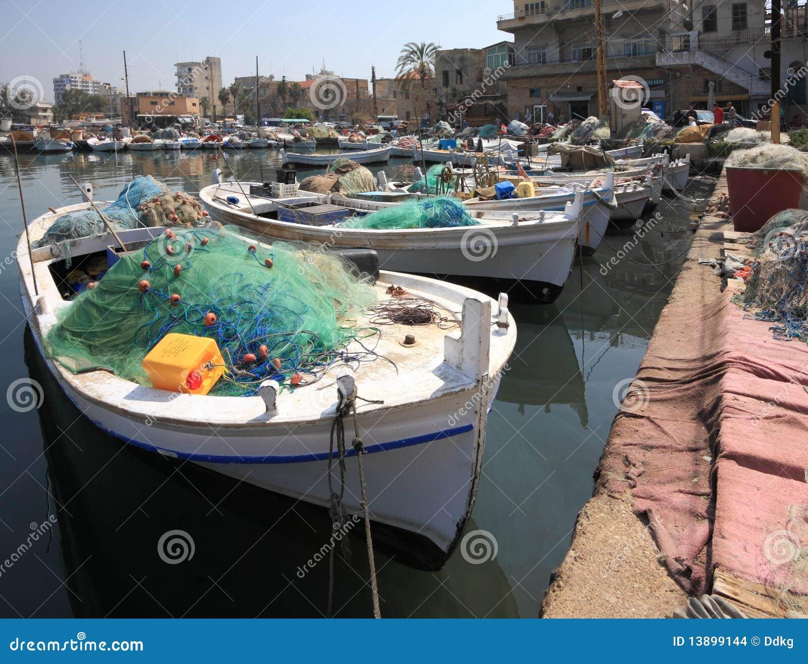 De Haven van de band, Libanon
