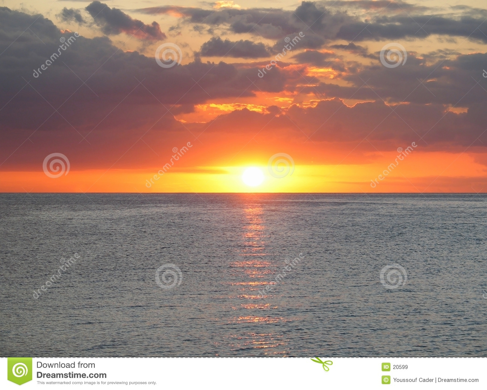 De Haven van de zonsondergang