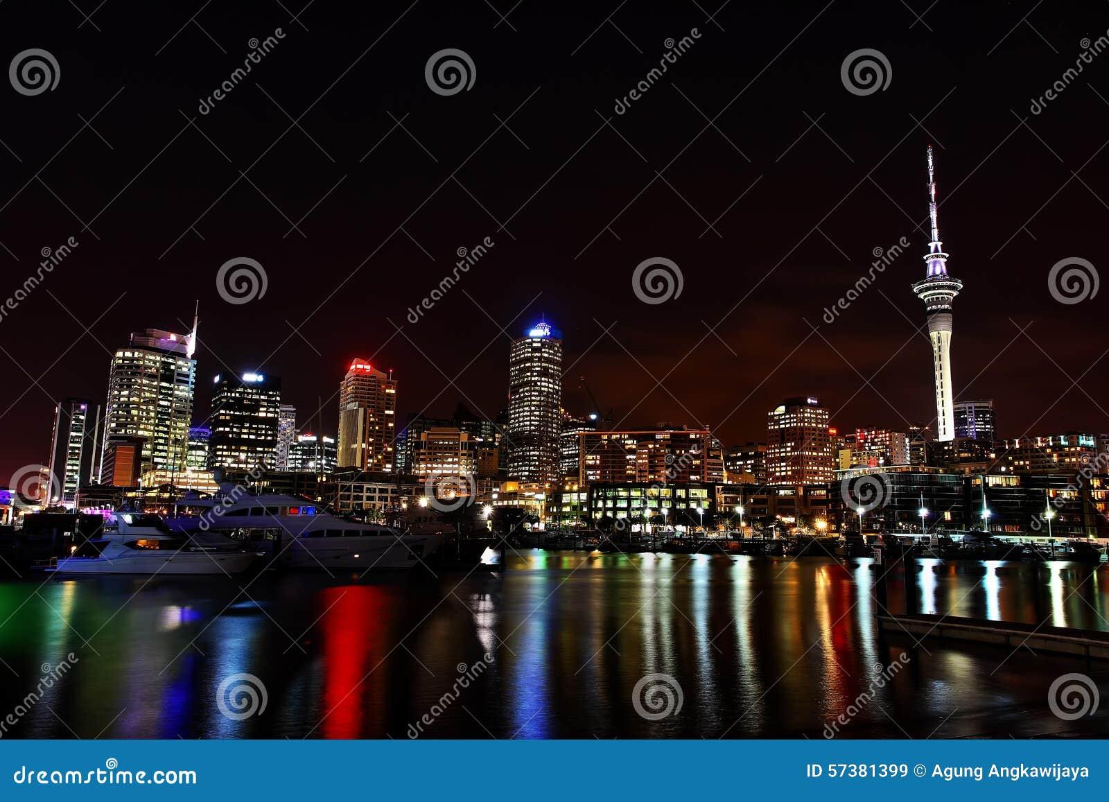 De Havennacht van Auckland