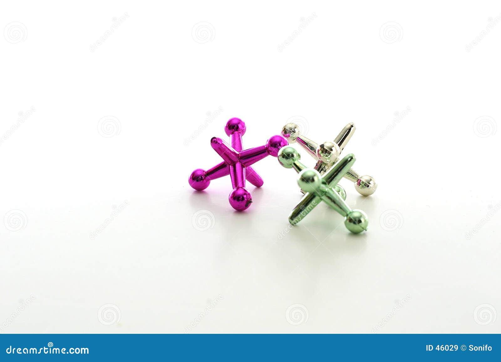 De Hefbomen van het stuk speelgoed