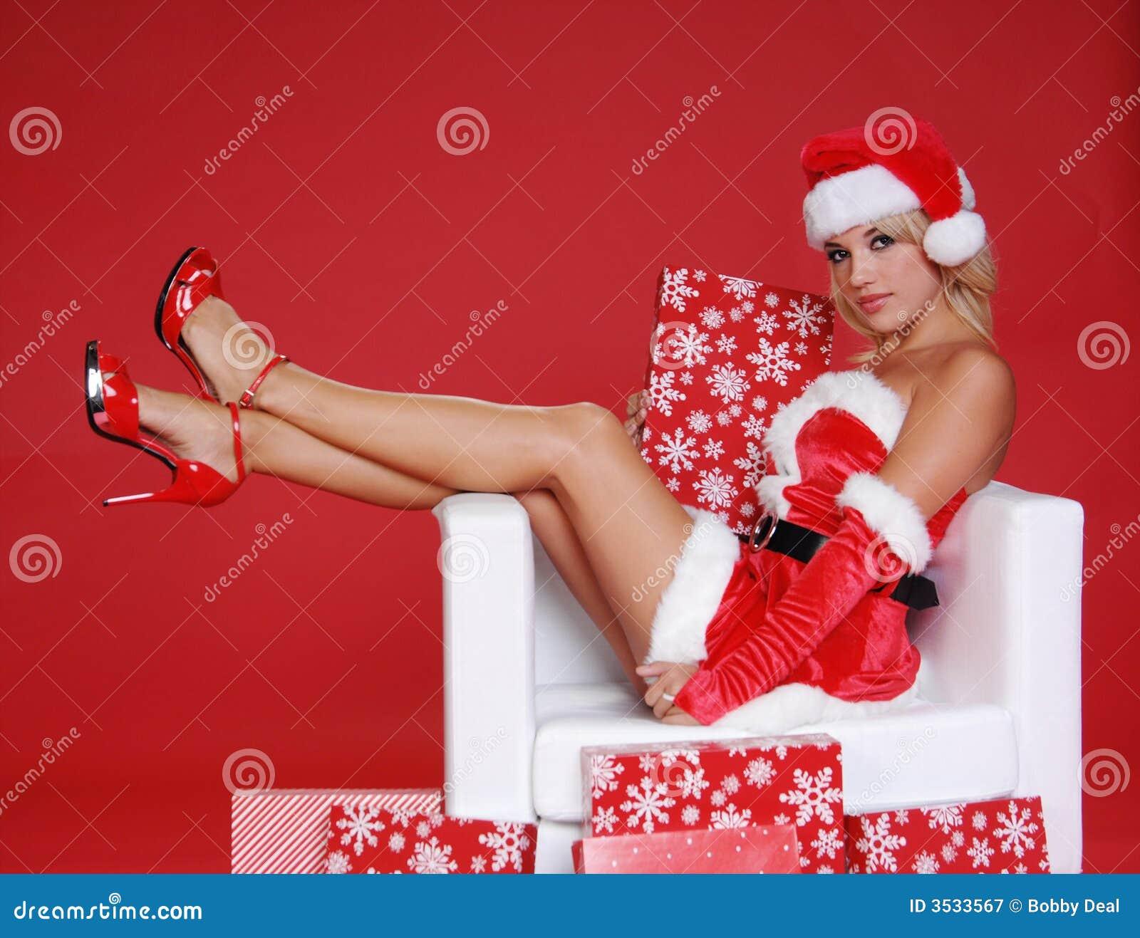 De Helper van de kerstman