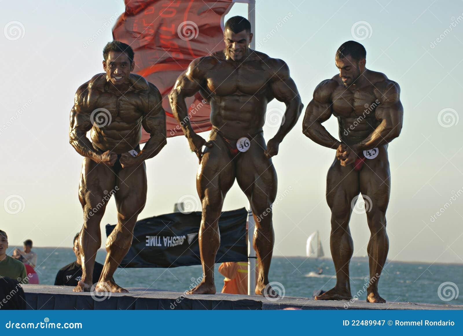 De HEMEL DUIKT Kampioenschap 6 5 van DOUBAI Bodybuilding