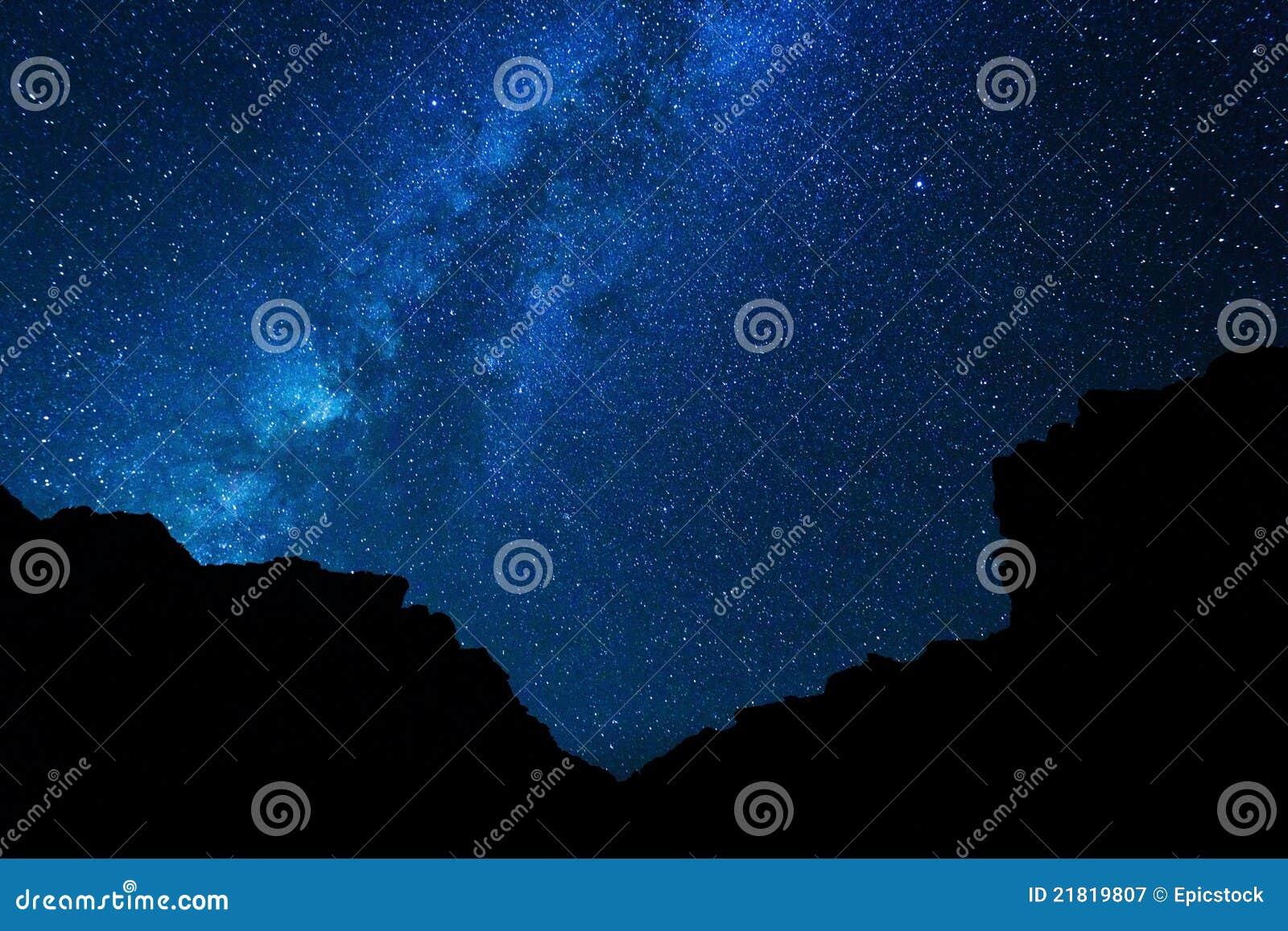 De Hemel van de nacht