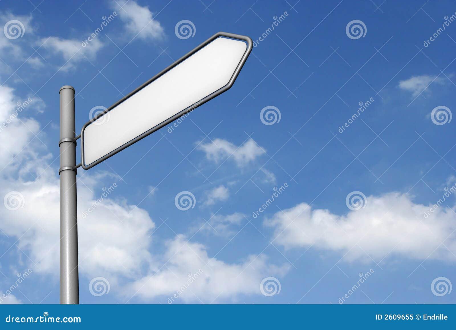 De hemel van het teken