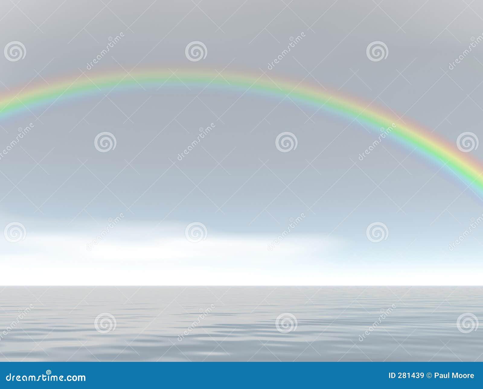 De Hemelen van de regenboog