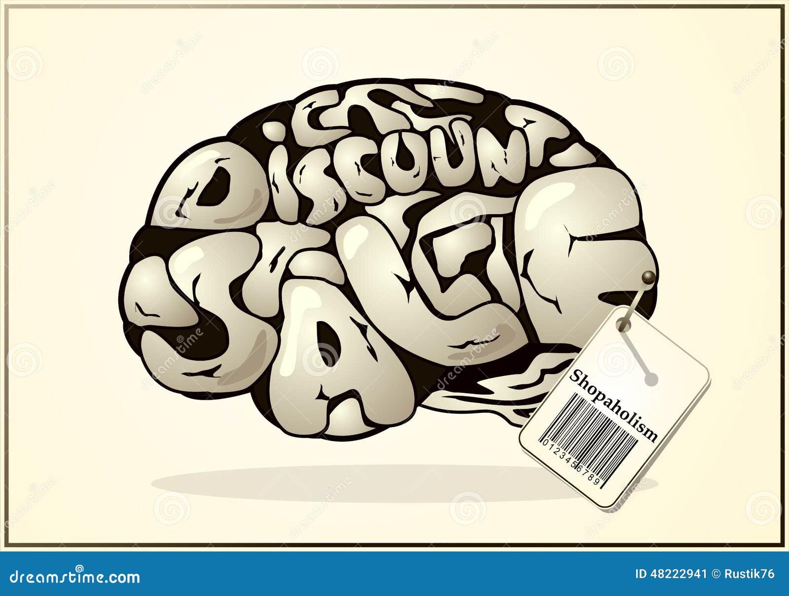 De hersenen van een Shopaholic