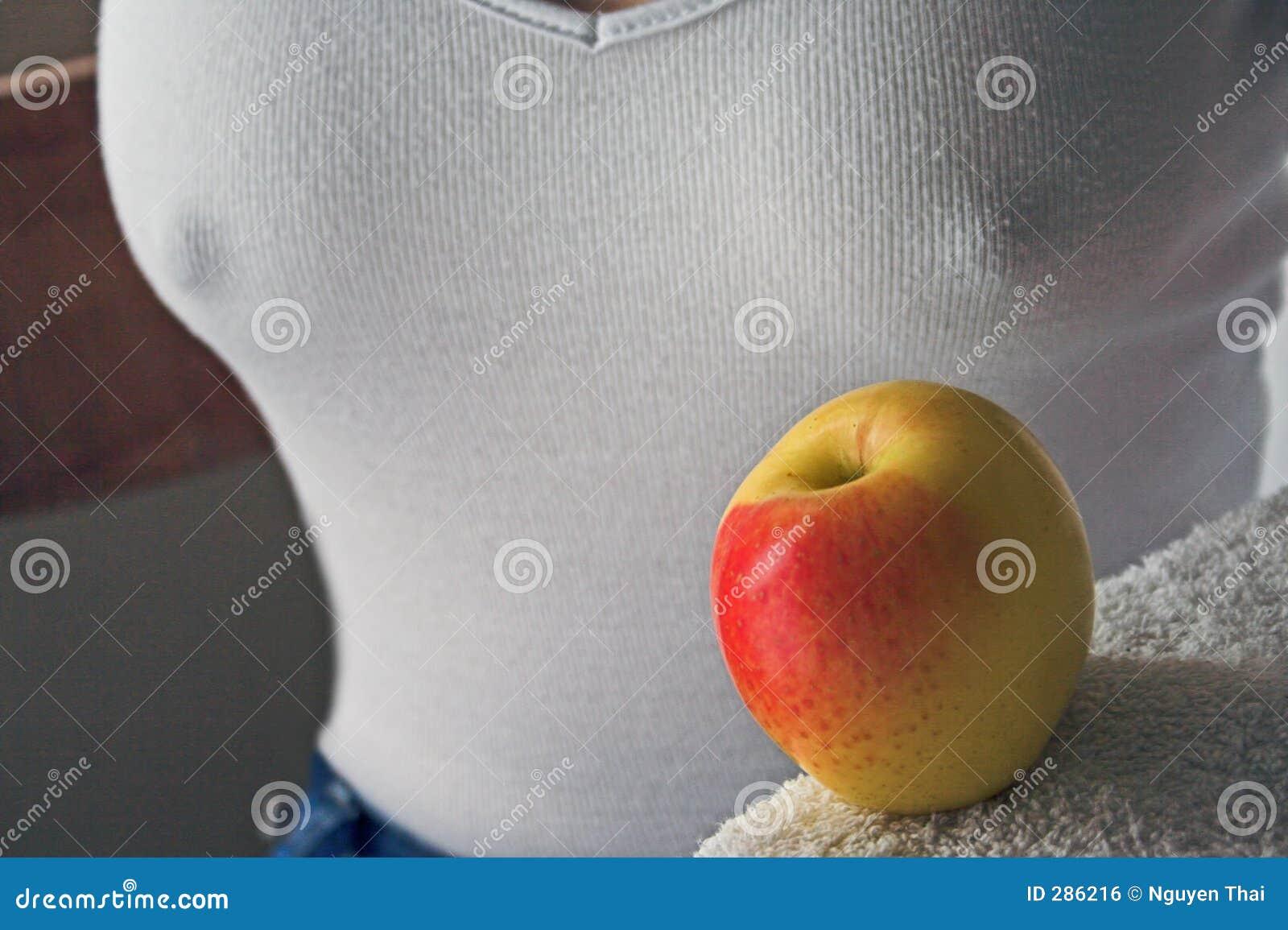 De het blozen appel #4