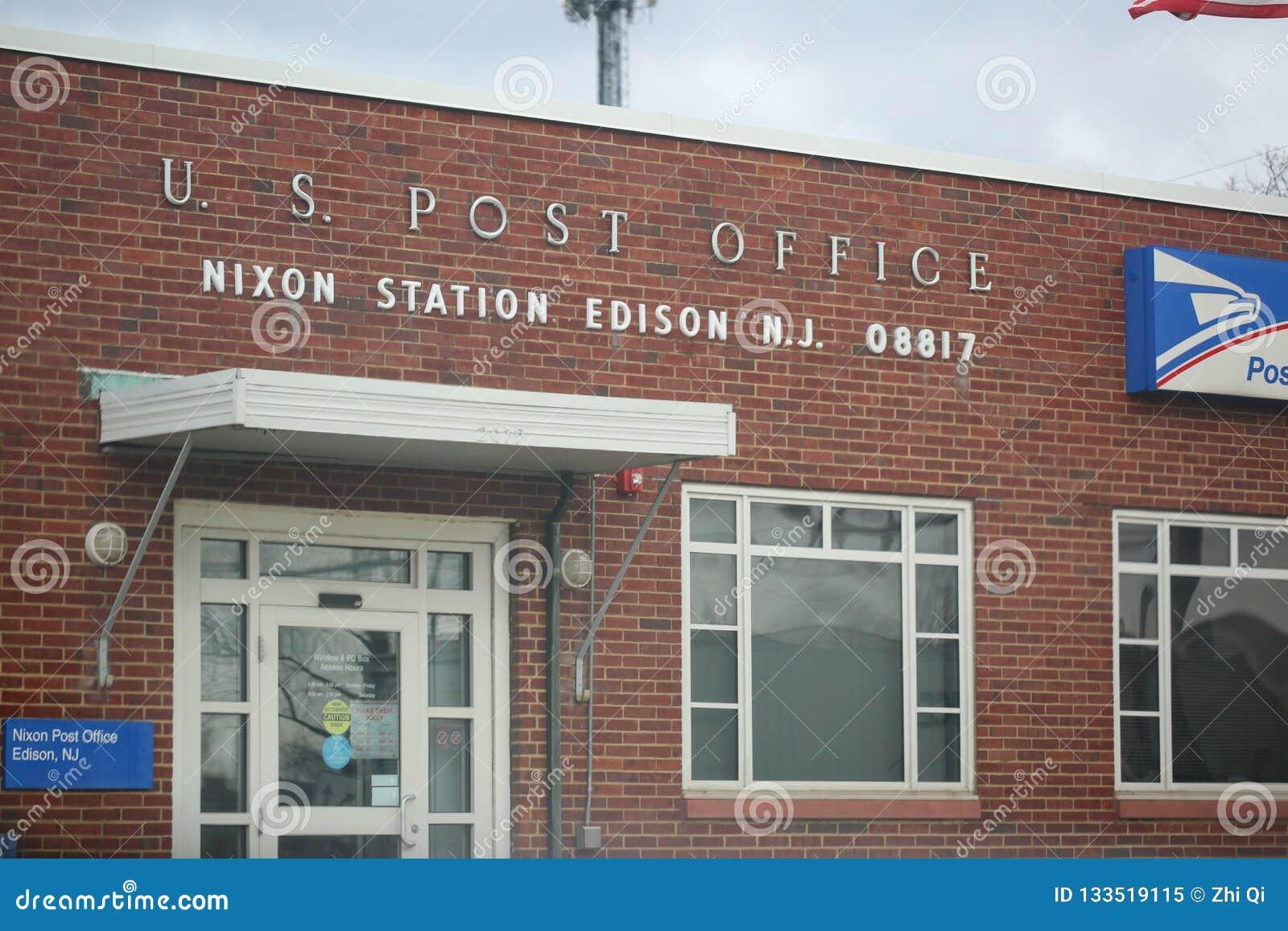 De het Postkantoorbouw van Verenigde Staten