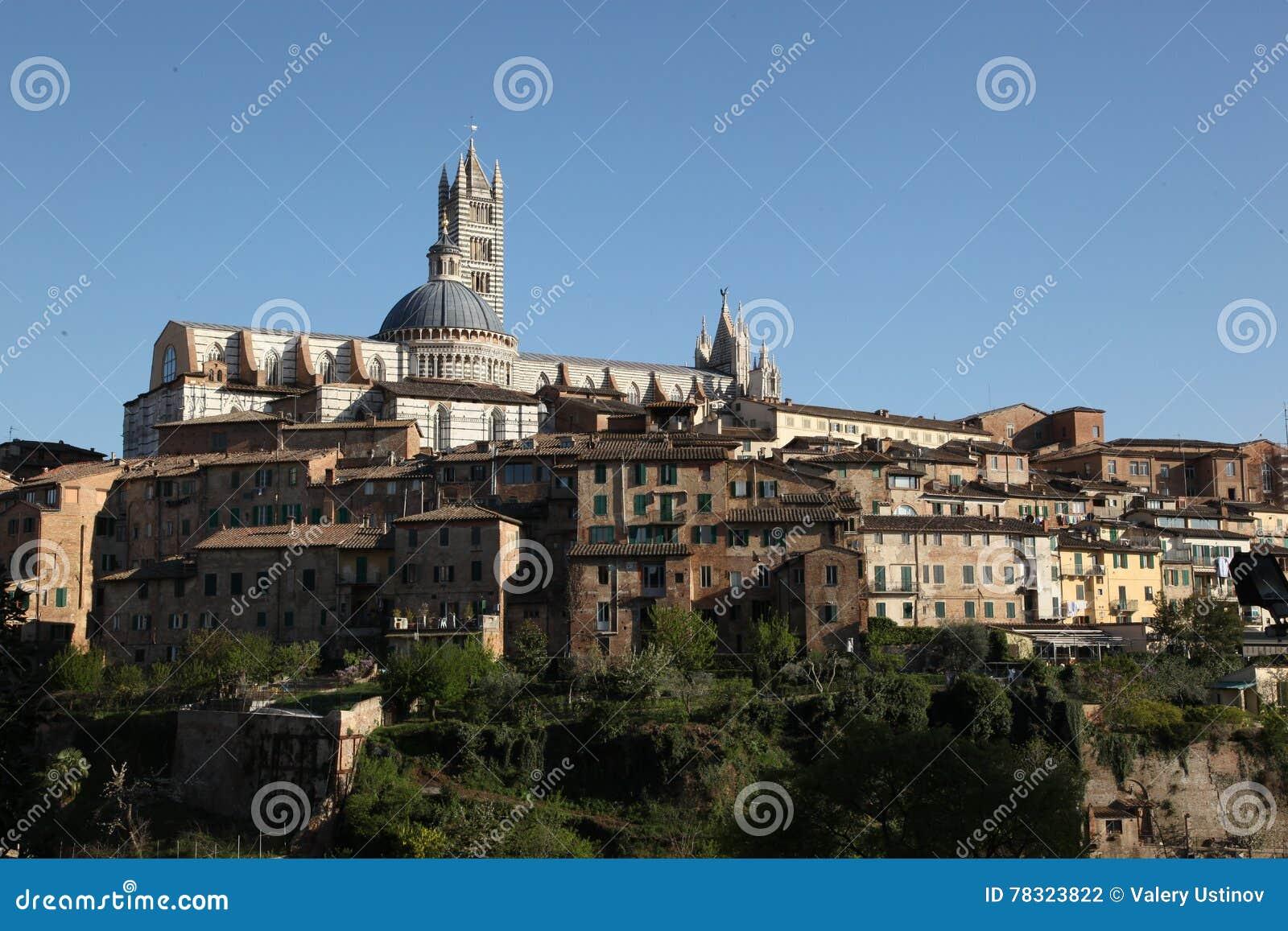 De heuvels van Florence, Italië