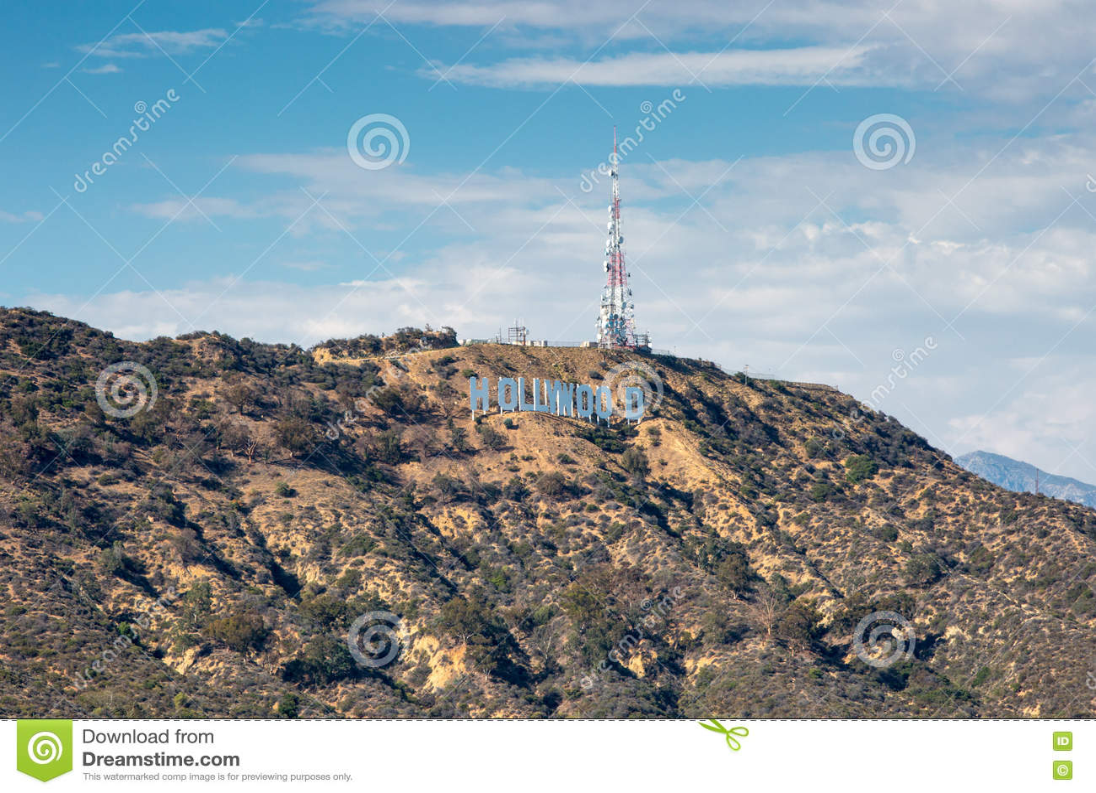 De Heuvels van Hollywood