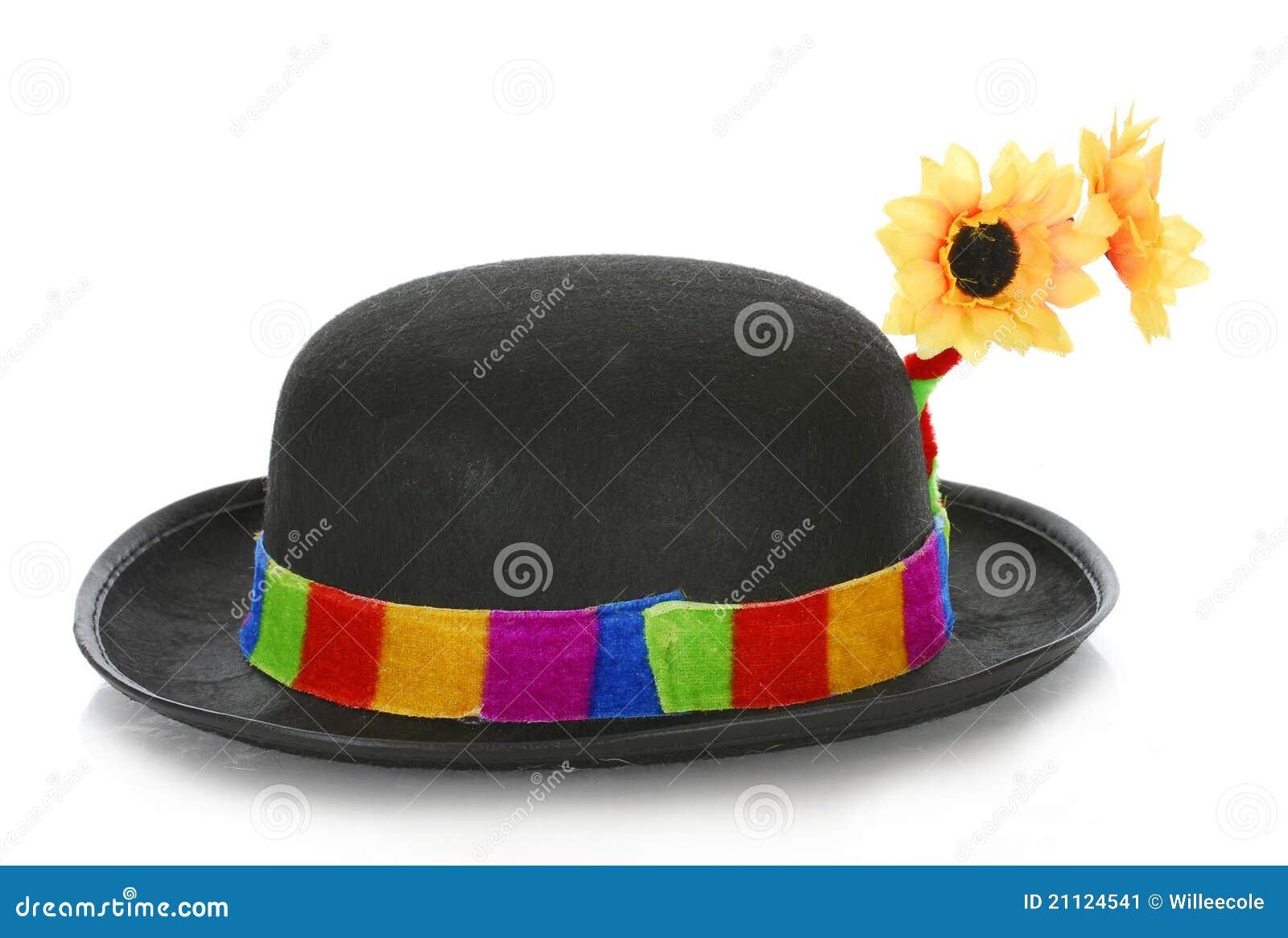 De hoed van de clown