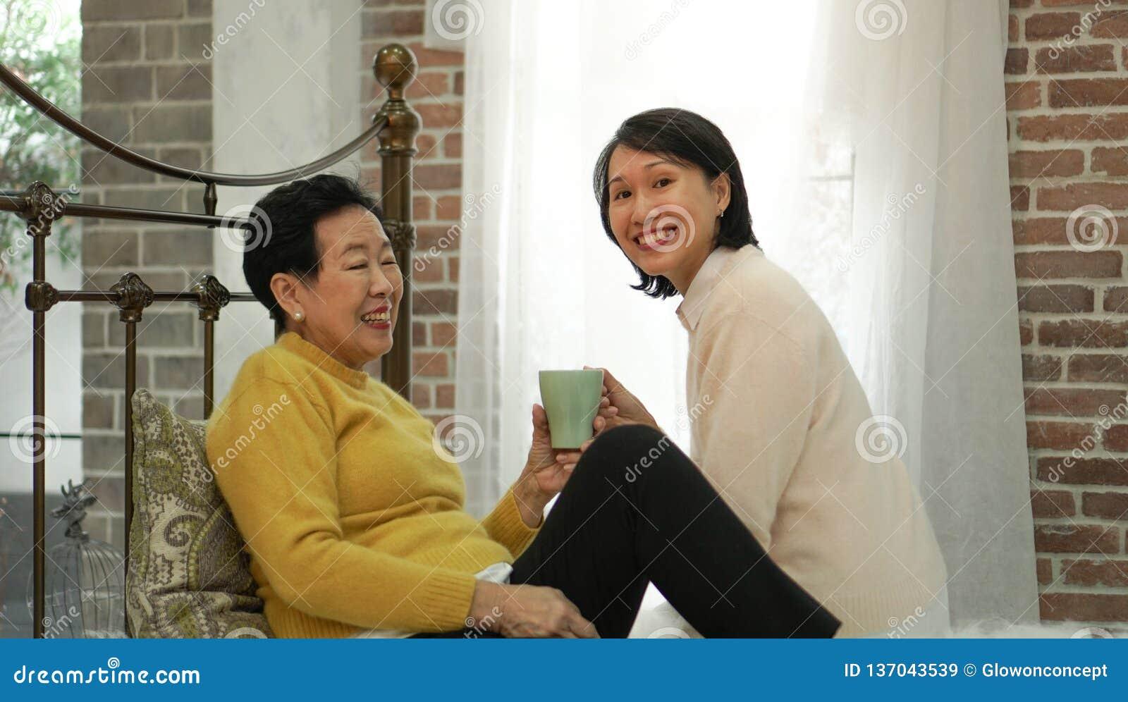 De hogere zorg thuis dienst, gezondheidszorg het verouderen de maatschappijzaken