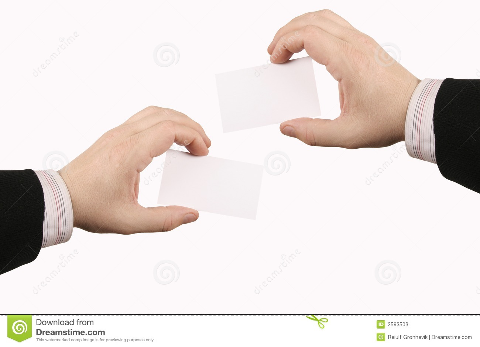 De holdingskaart van de hand