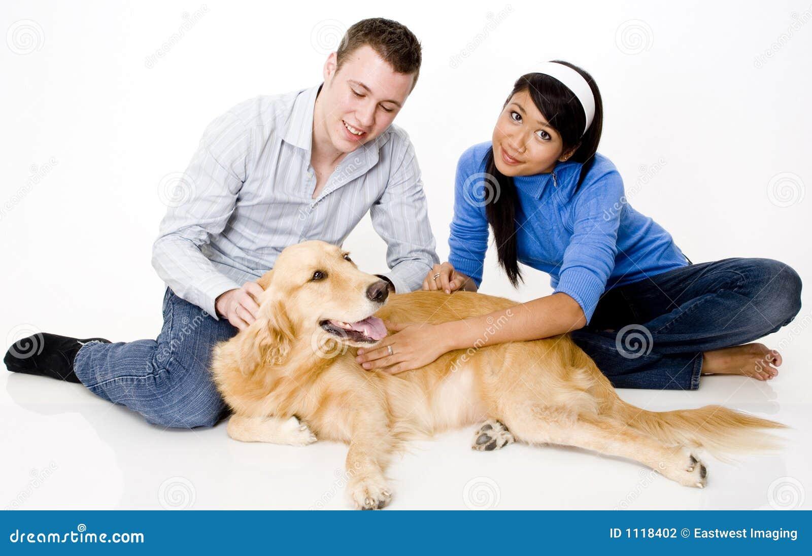 De Hond van het huisdier