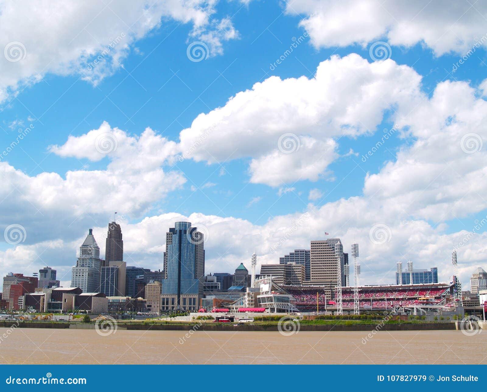 De Horizon van Cincinnati, Ohio