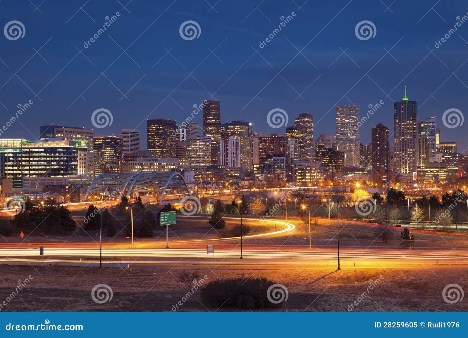 De Horizon van Denver.