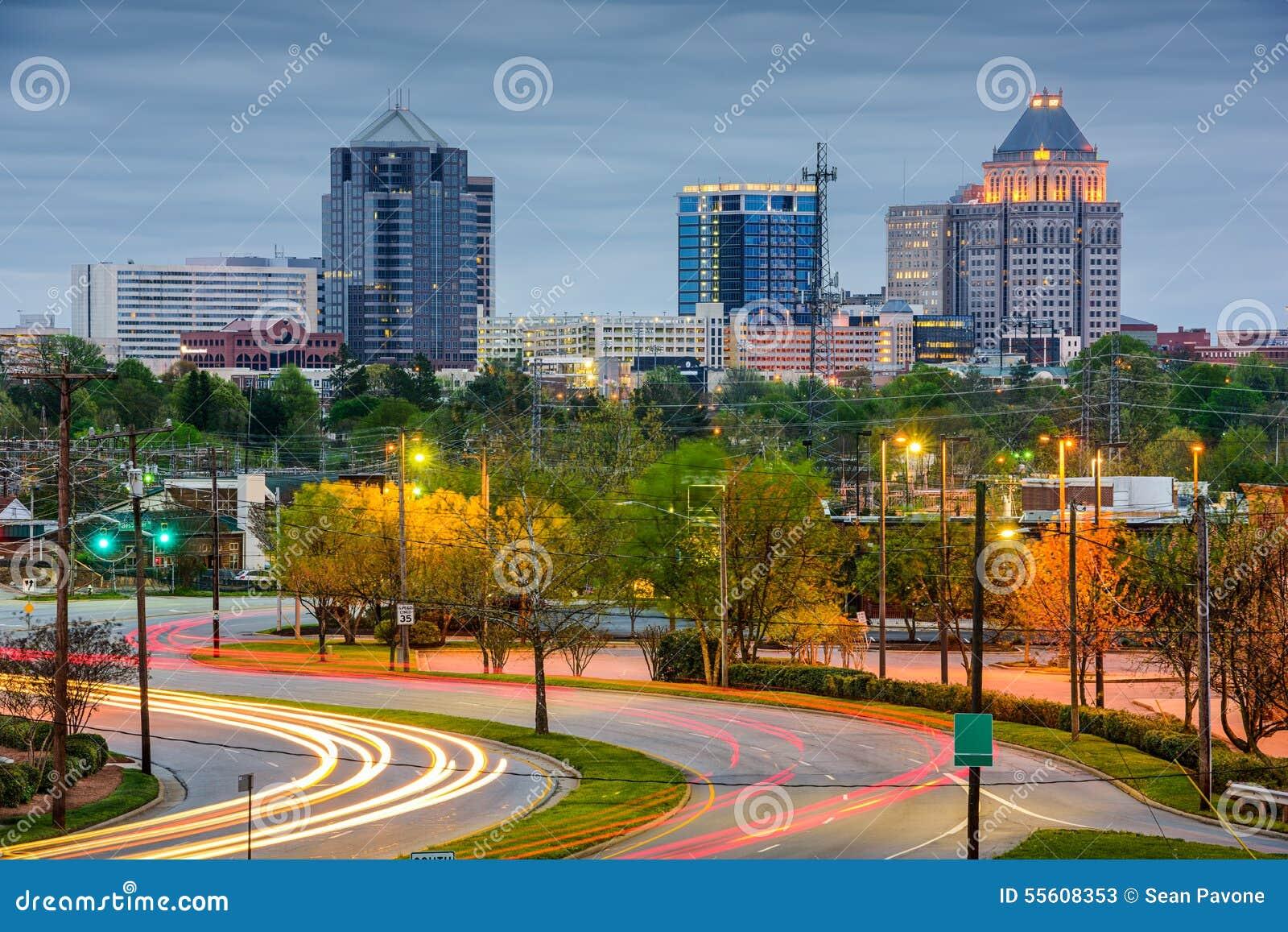 De Horizon van Greensboro