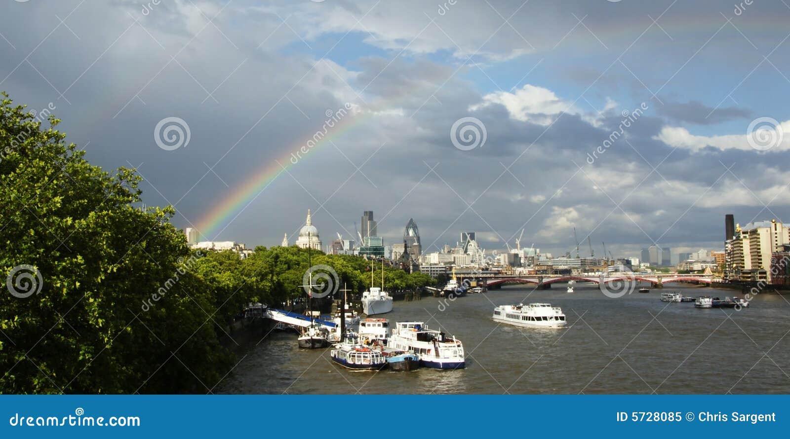 De Horizon van Londen