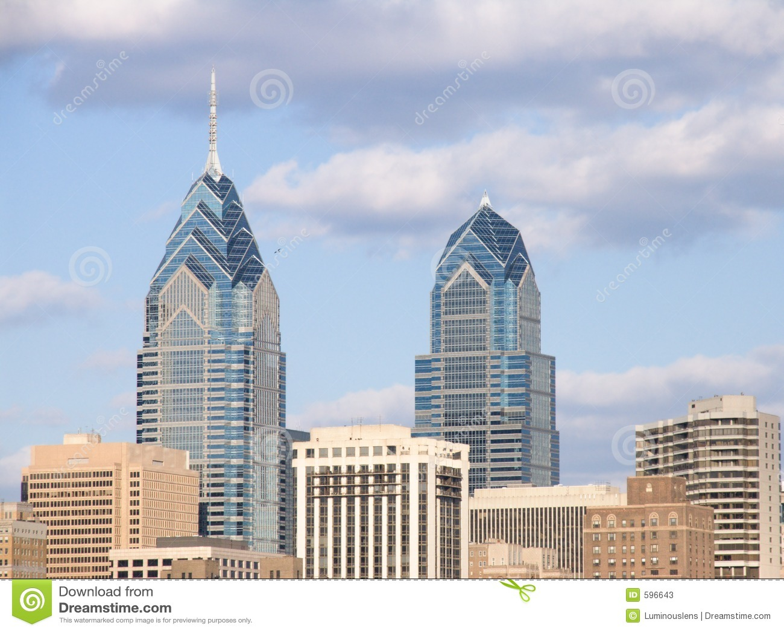 De Horizon van Philadelphia