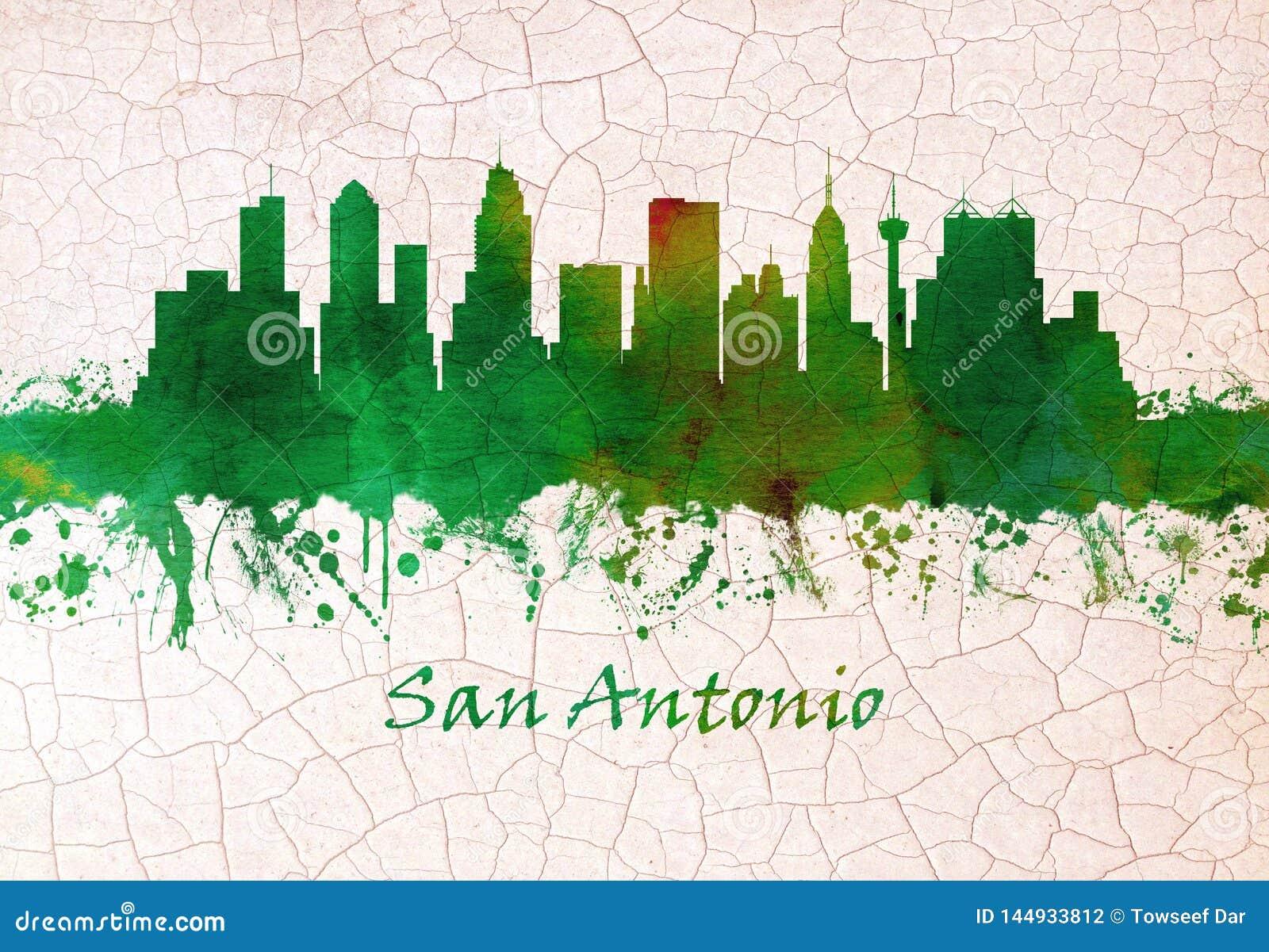 De Horizon van San Antonio Texas
