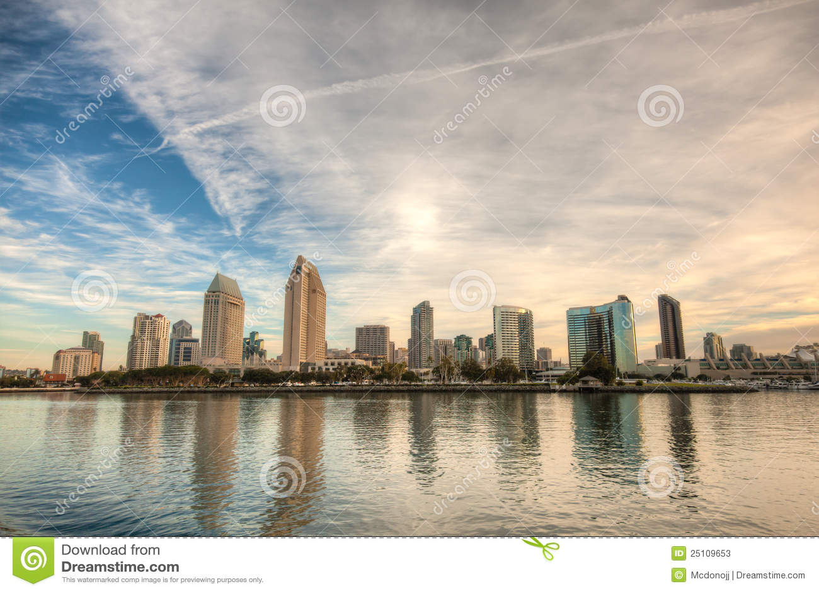 De Horizon van San Diego