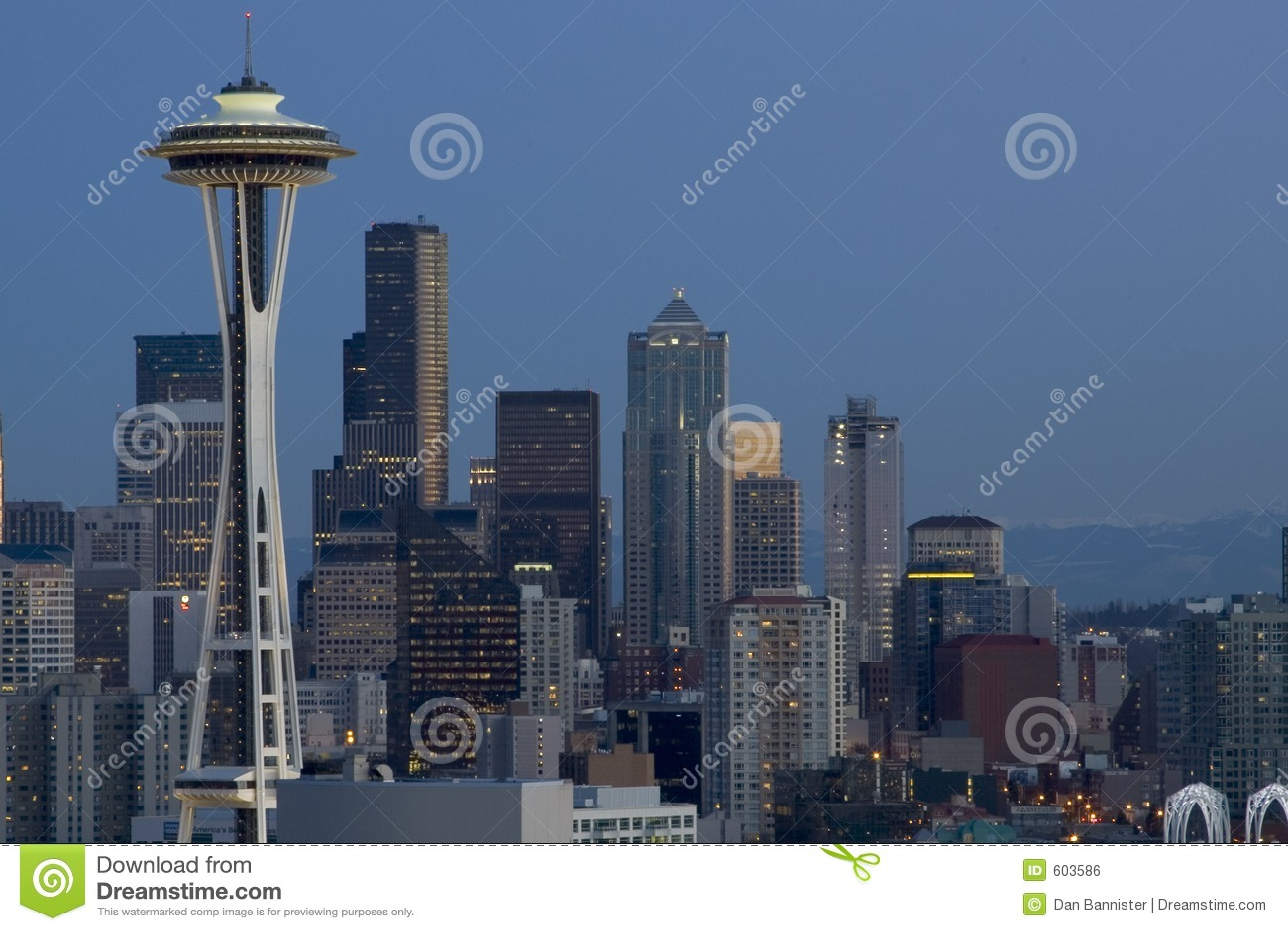 De Horizon van Seattle