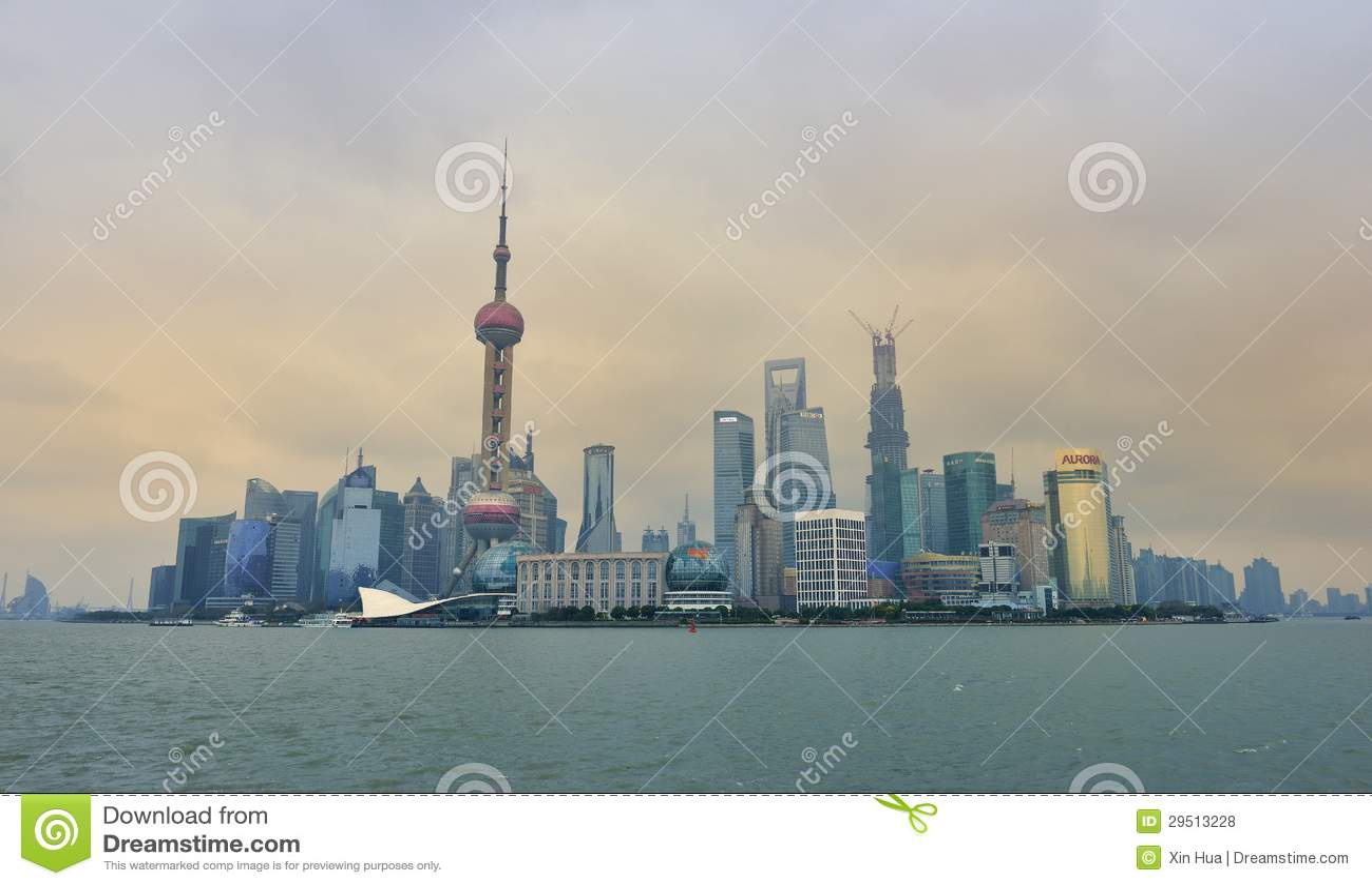 De Horizon van Shanghai