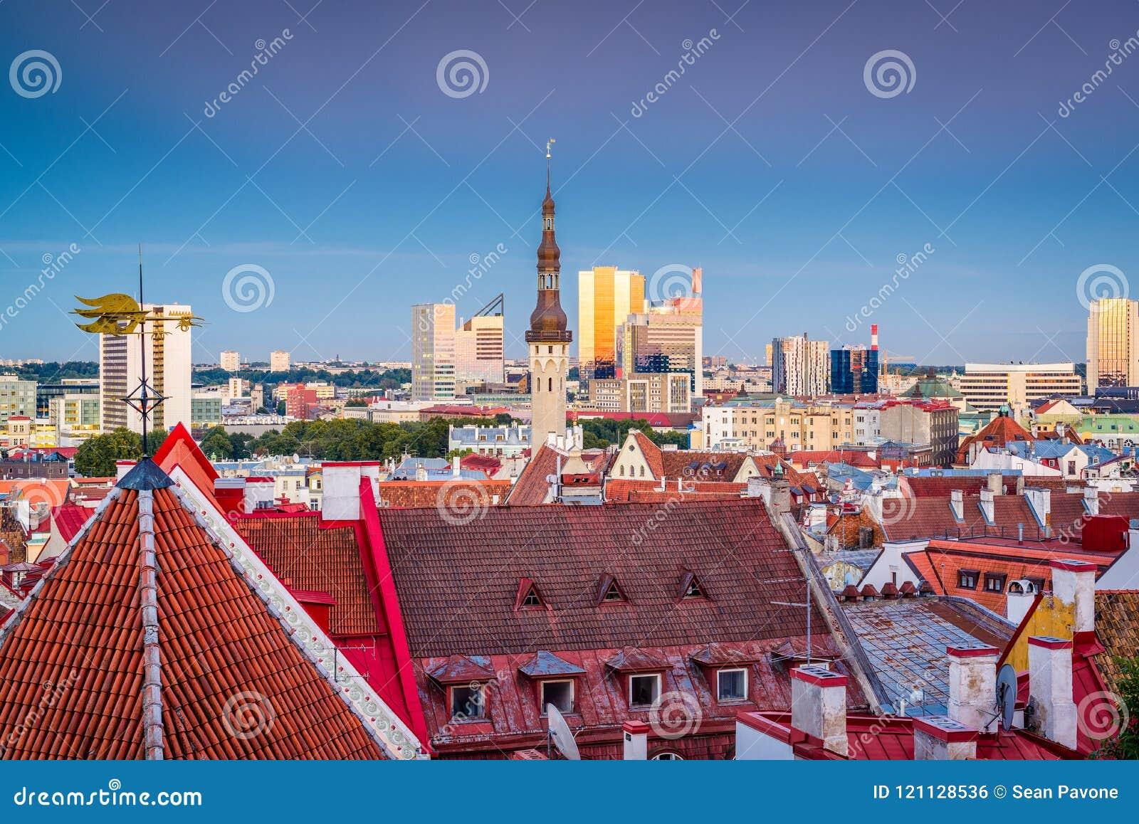 De Horizon van Tallinn, Estland