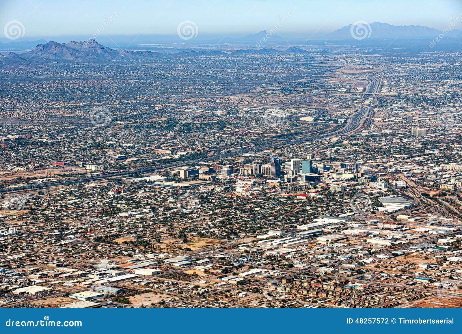 De Horizon van Tucson