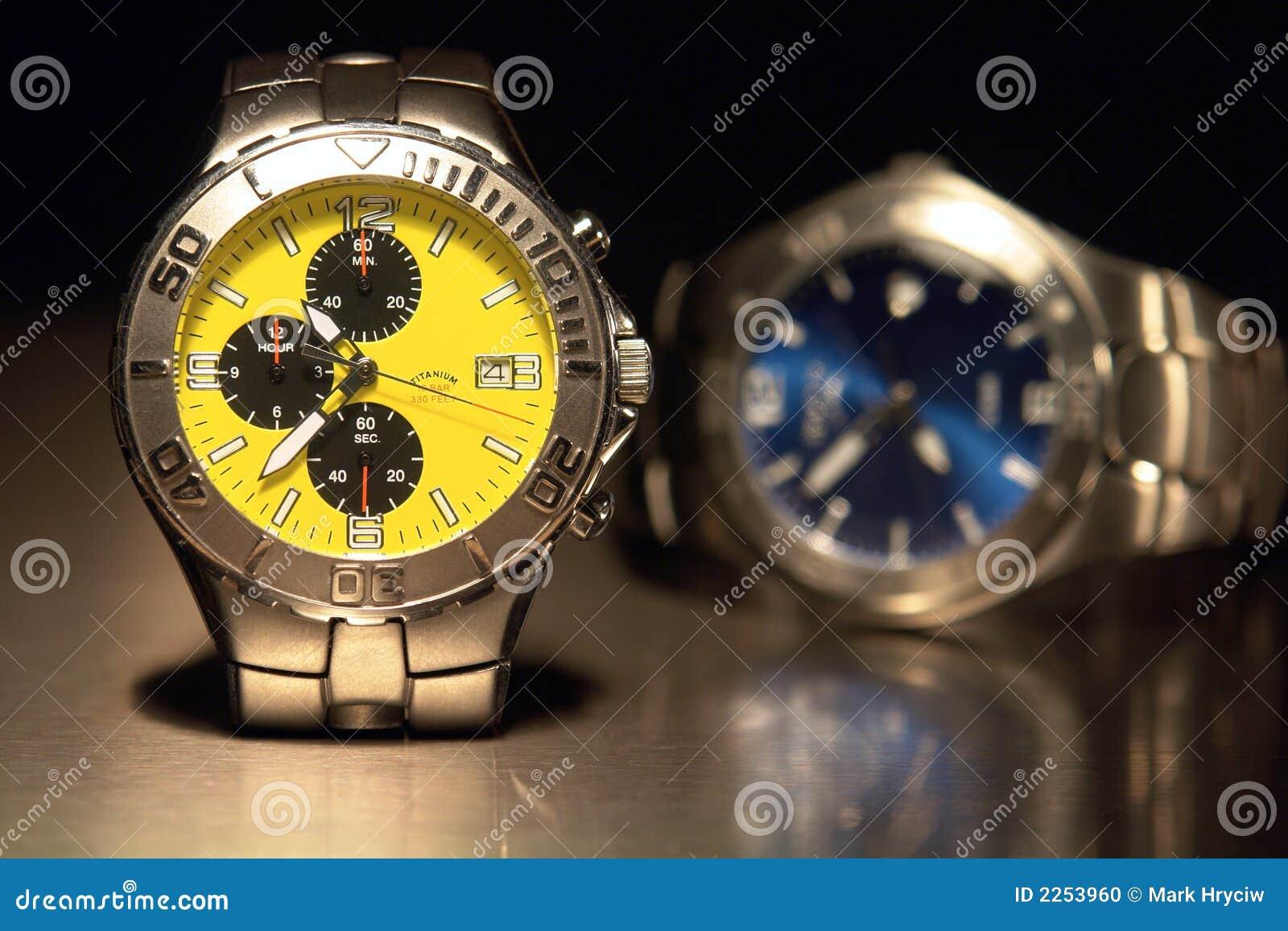 De Horloges van mensen