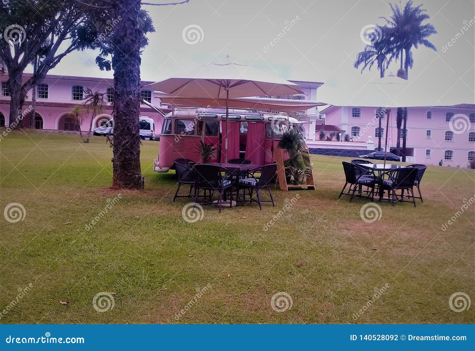 De hotelsdecor van Foz de Iguazu