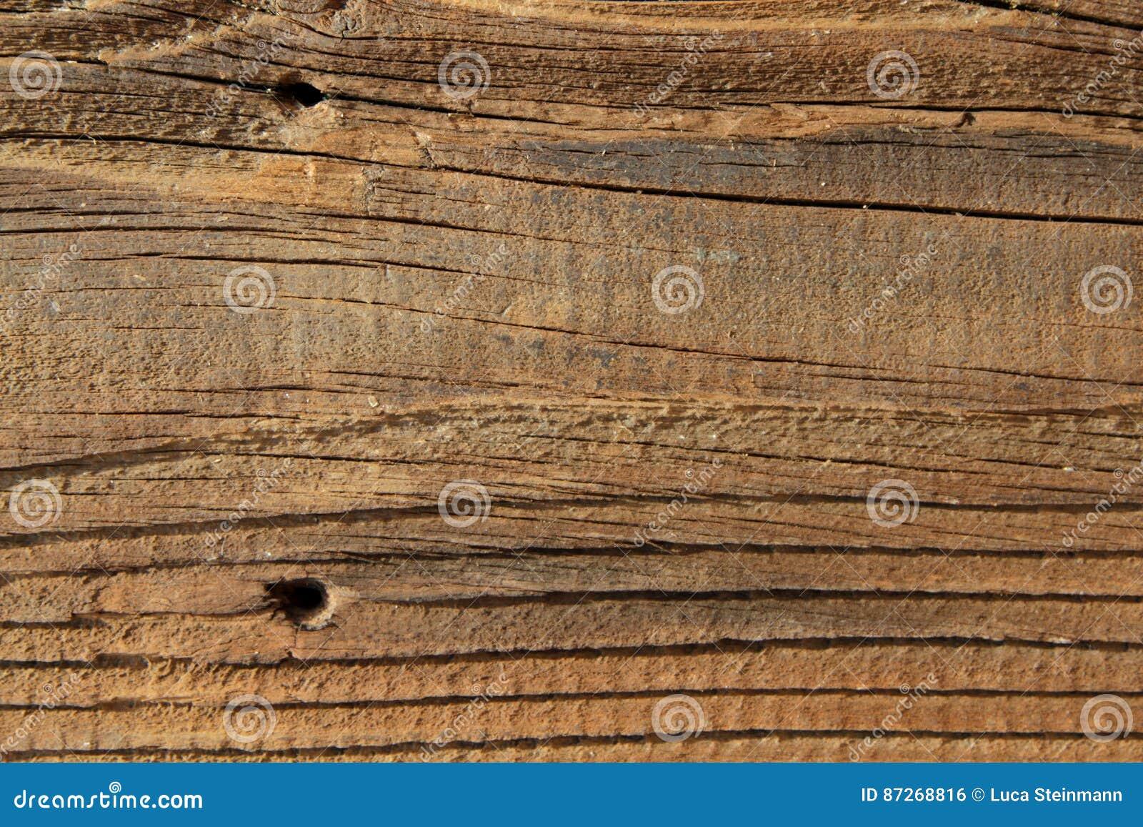 De houten textuur in antiquiteit ziet eruit