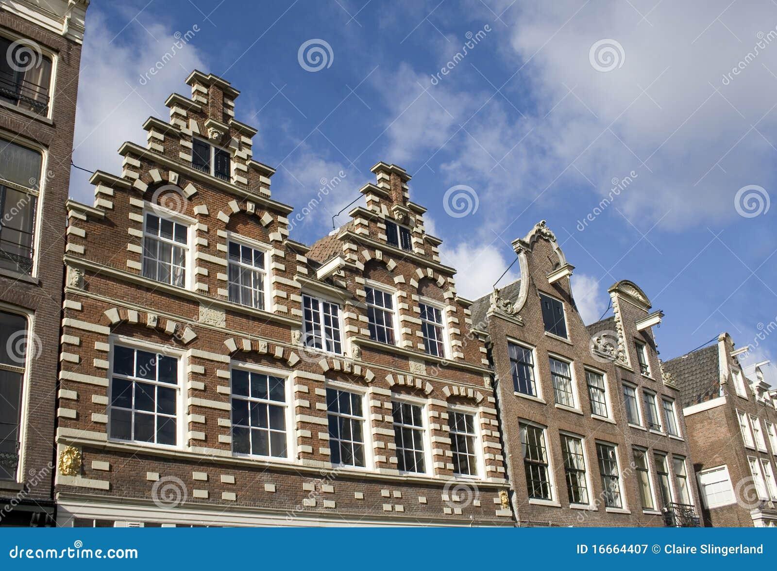 De huizen van amsterdam stock afbeelding afbeelding bestaande uit monument 16664407 - Huizen van de wereldbank ...