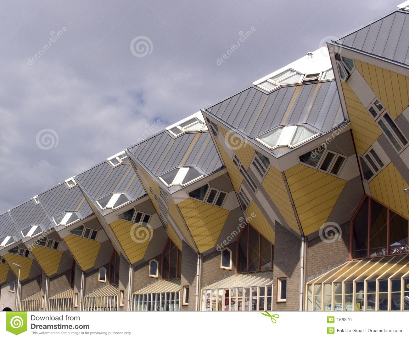 De huizen van de kubus redactionele stock afbeelding afbeelding 166879 - Huizen van de wereldbank ...
