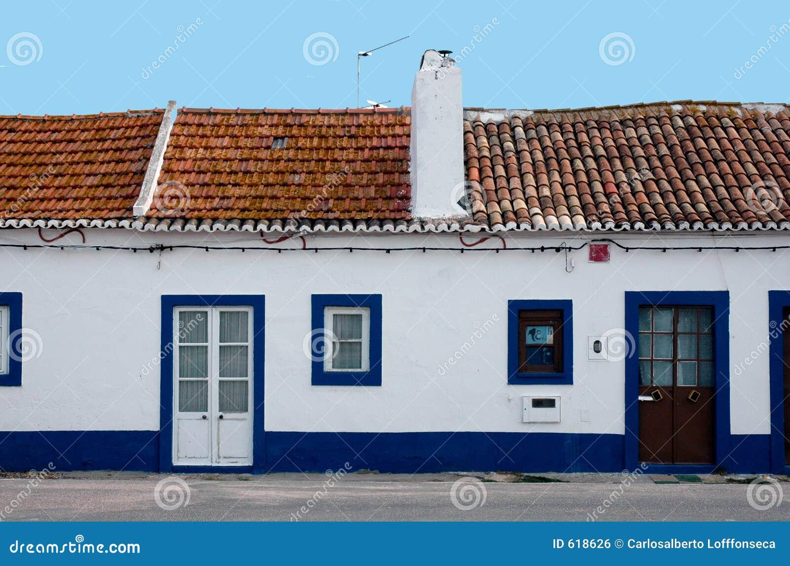 De huizen van het platteland stock foto afbeelding 618626 - Huizen van de wereldbank ...