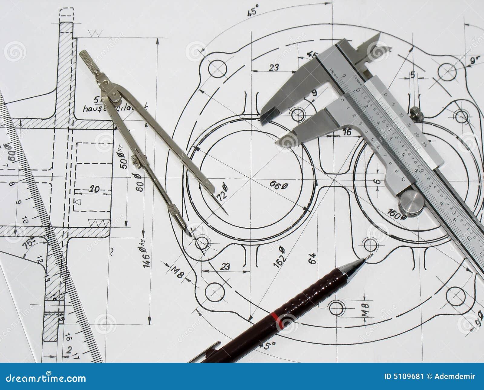 De hulpmiddelen van de techniek