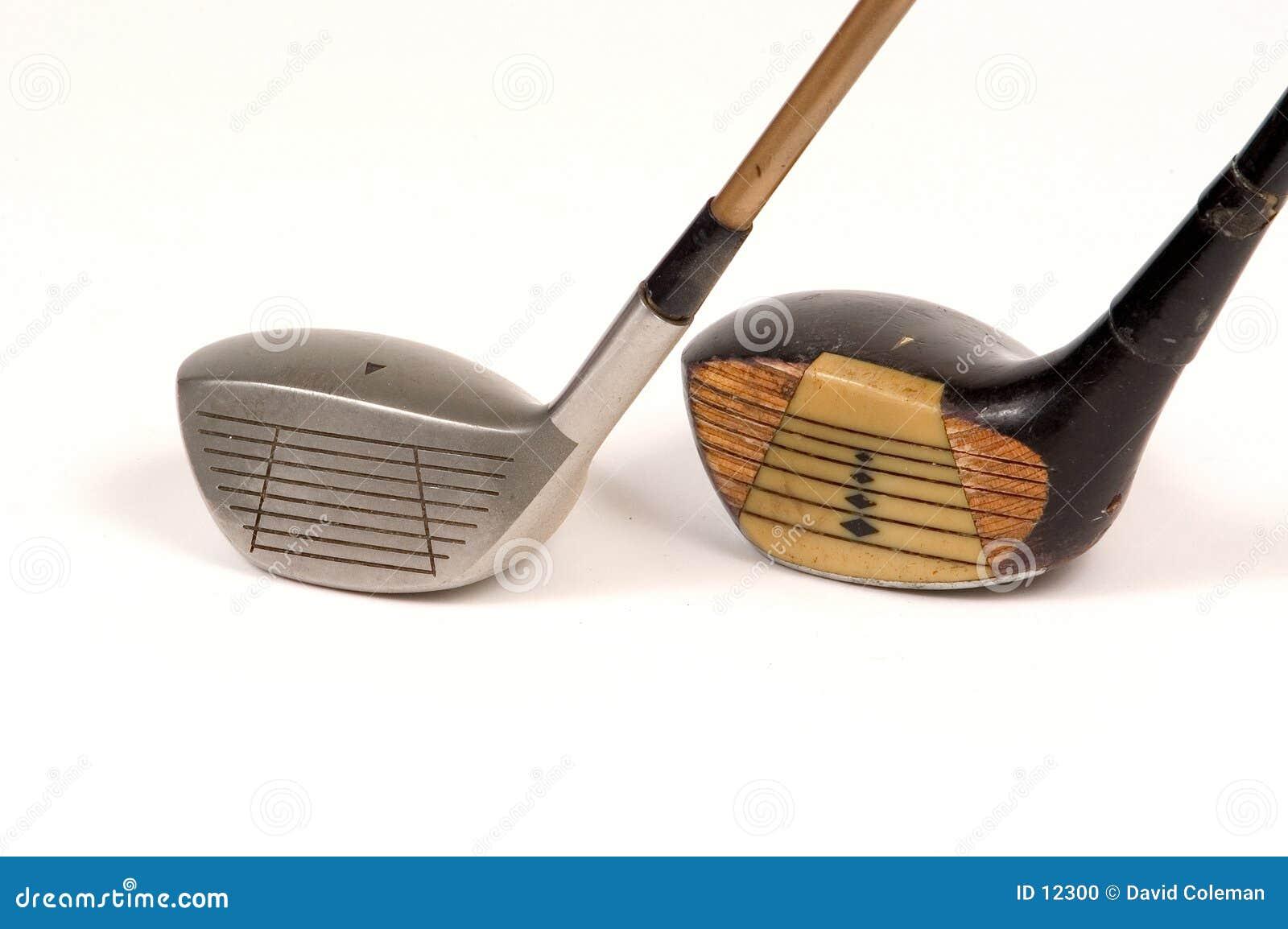 De Hulpmiddelen van het golf